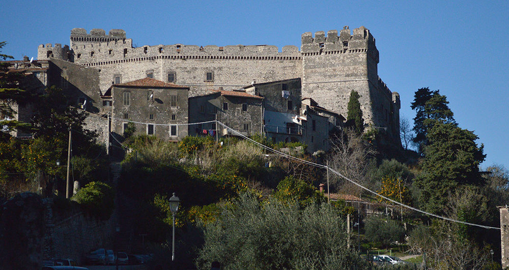 Caetani Castle of Sermoneta