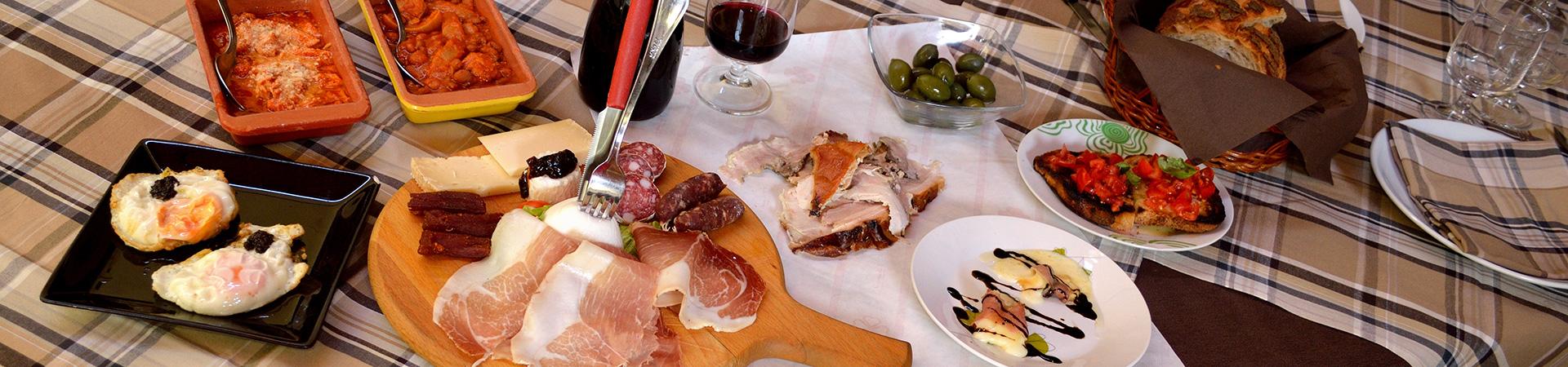 cuisine of rome traditional antipasti of Rome and Ariccia