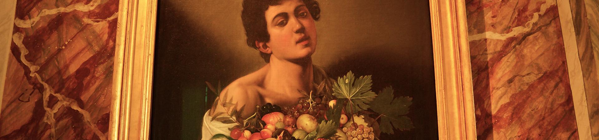 Caravaggio, Borghese Gallery.