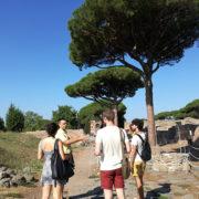 tour of ostia antica