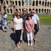 small group tour colosseum