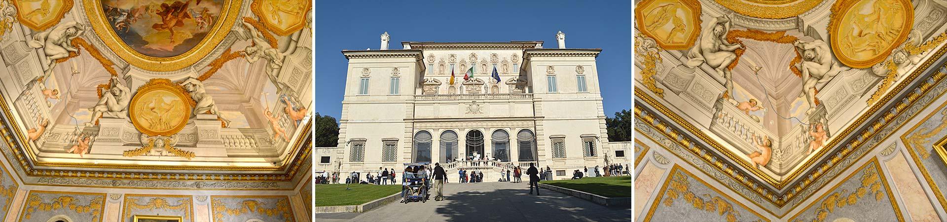 borghese tour rome