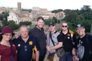 tour of palatine hill with more of rome