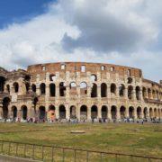 coliseum tour, rome
