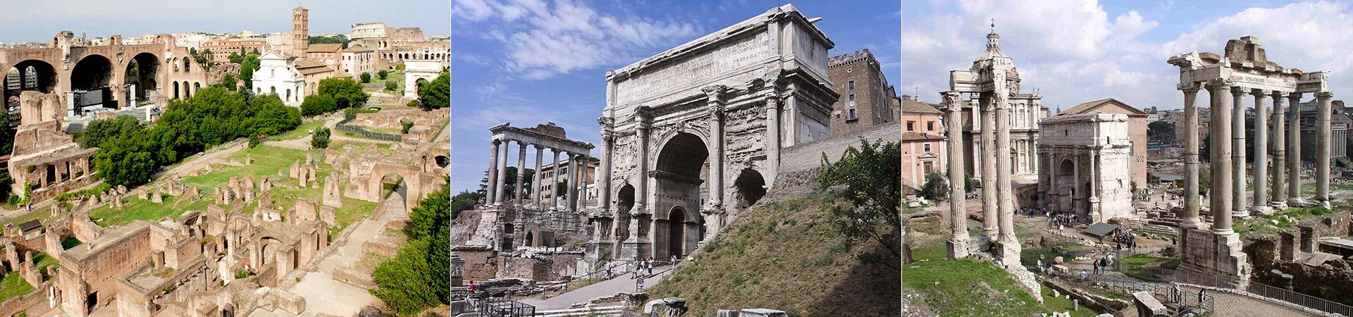 coliseum roman forum