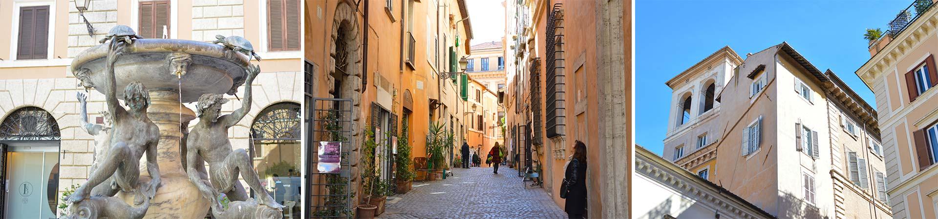 roman ghetto tour