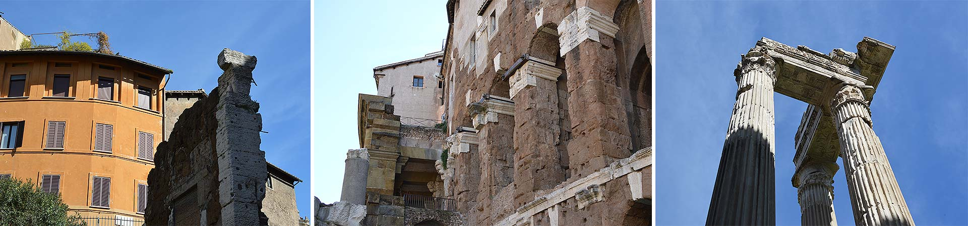 walking tour of roman ghetto