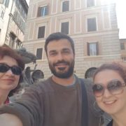 touring the roman ghetto