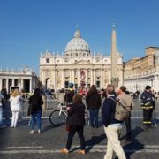 love st. peter's square