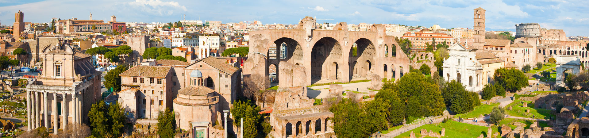 tours of roman forum and colosseum