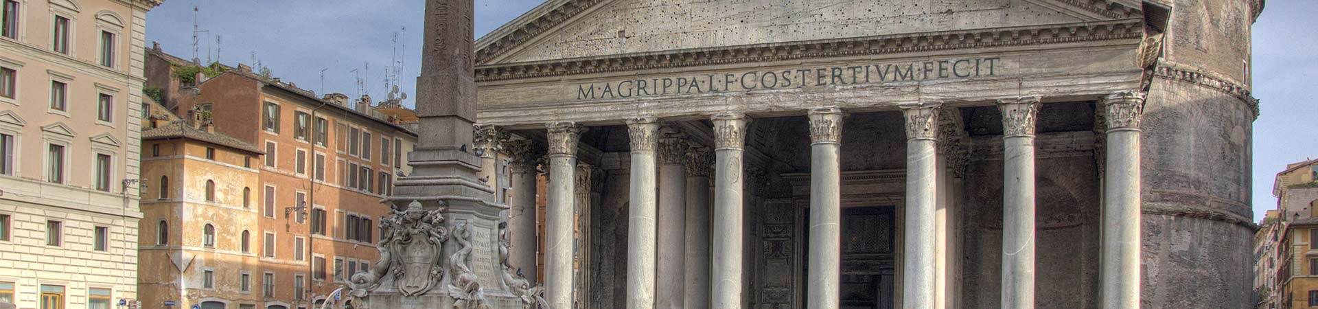 pantheon, must see rome tour