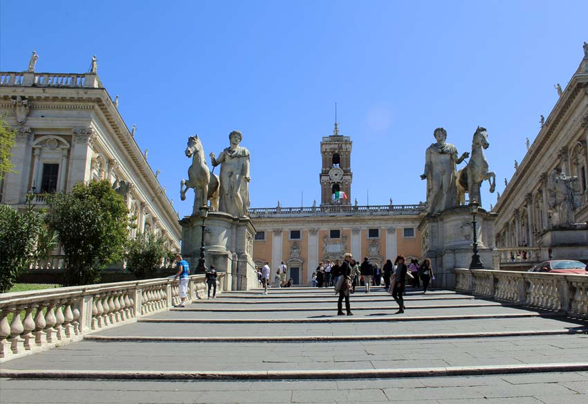 capitoline hill of rome