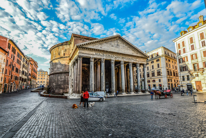 secrets of pantheon