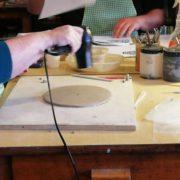pottery workshop rome trastevere