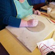 ceramics workshop trastevere