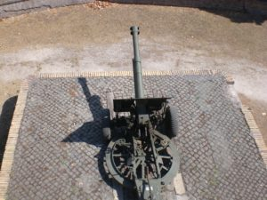 Janiculum Hill cannon