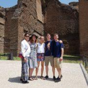 Off the beaten path, baths of caracalla, rome