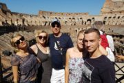 Tour of Colosseum