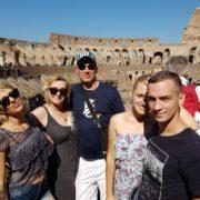 Tour of Colosseum