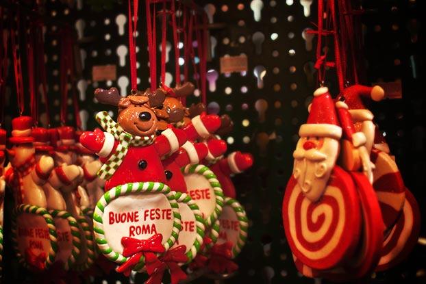 christmas in rome walking tour