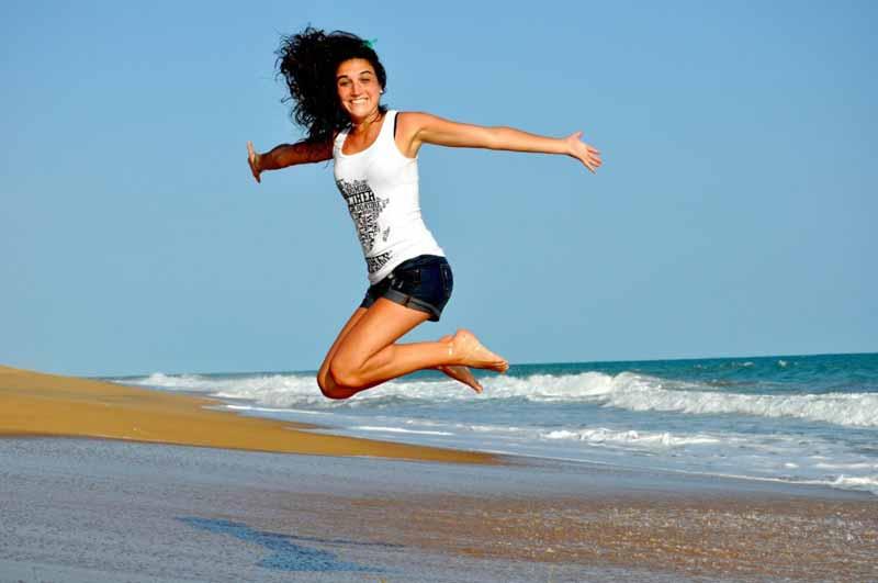 best beaches near rome italy