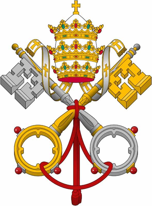 emblem of vatican