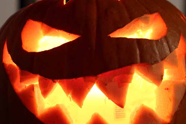 Halloween in rome