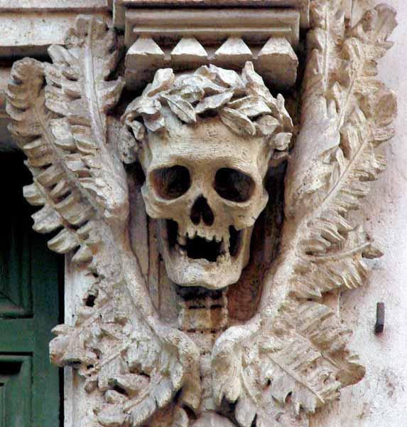 symbol of death rome