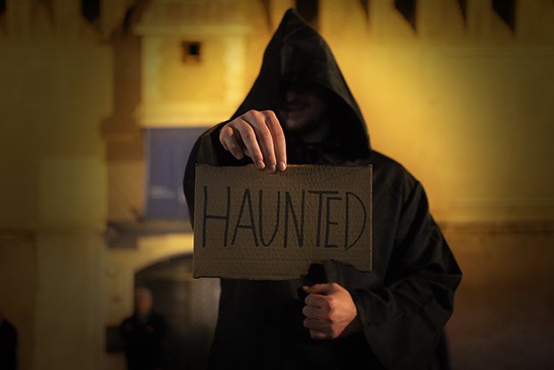Haunted Rome Ghost Tour