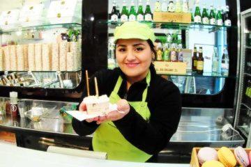 artisan gelato tour rome