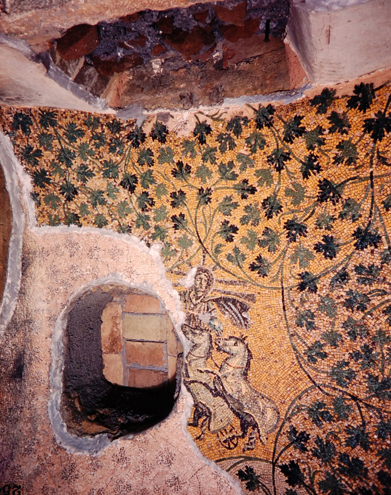 one of the oldest christian images ever discovered